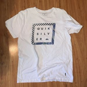 Mens Quicksilver Tee